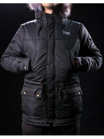 Парка Pitt Зима BLACK