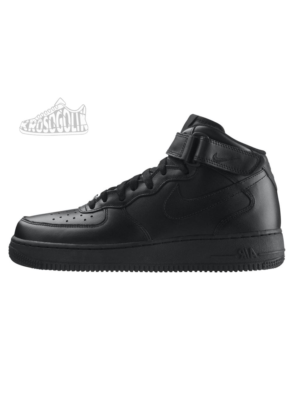 dcd32e3a60d Купить мужские кроссовки Nike Air Force 1 Mid '07 на krosogolik.com