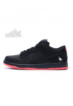 Nike SB Dunk Low 'Black Pigeon'