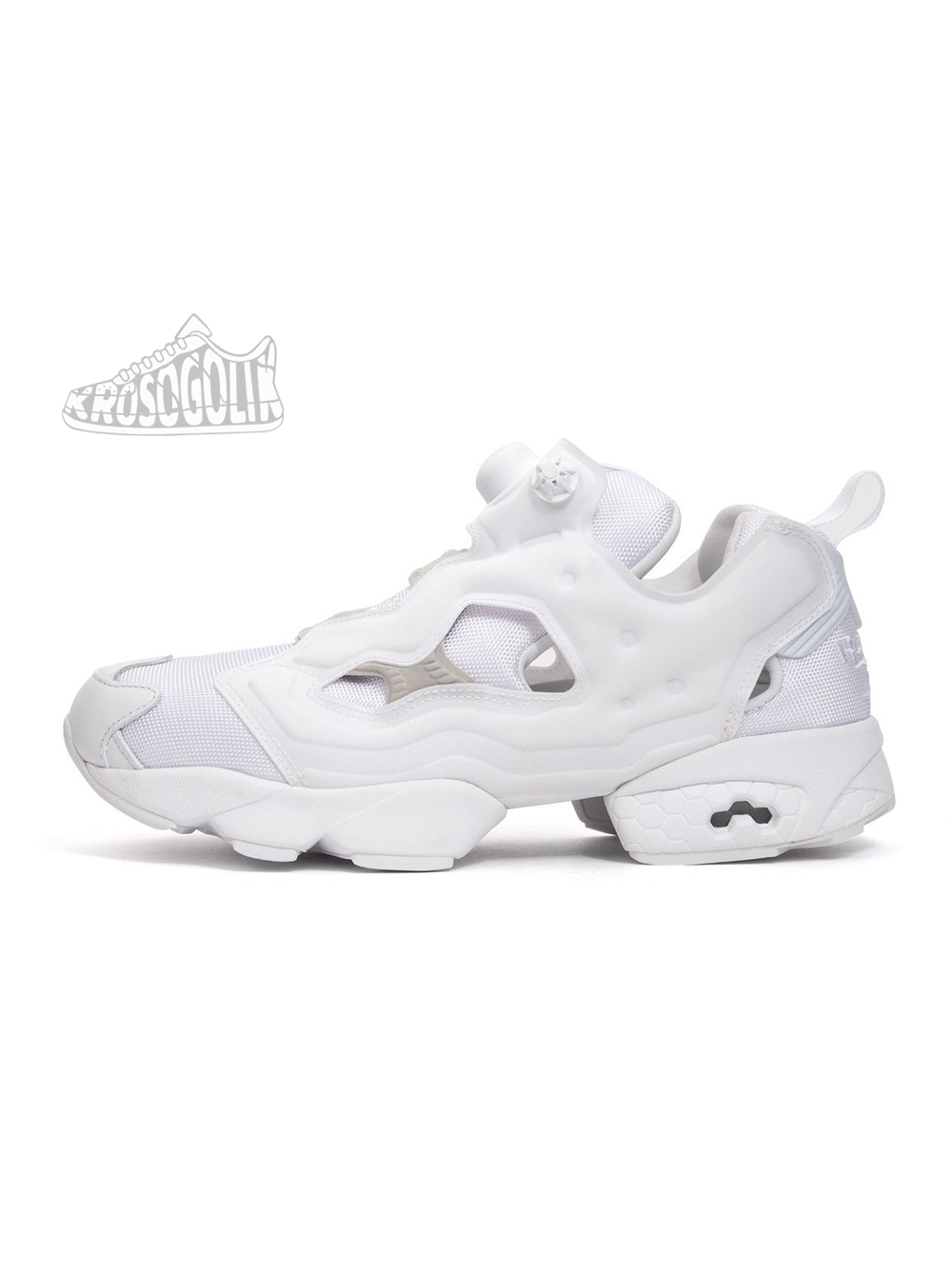 Купить женские кроссовки Reebok Insta Pump Fury OG White Steel на ... b41cf5bbf6088