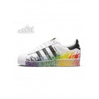 Adidas Superstar Splash Sneakers Multi Color