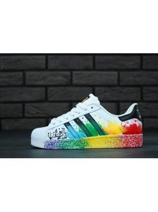 Adidas Superstar Splash Sneakers Multi Color