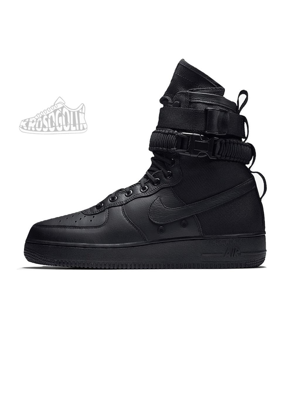 70074b7f Купить мужские кроссовки Nike Air Force 1 Special Field Black на ...