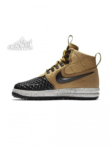 Nike Lunar Force 1 Duckboot '17 Black-Light Bone