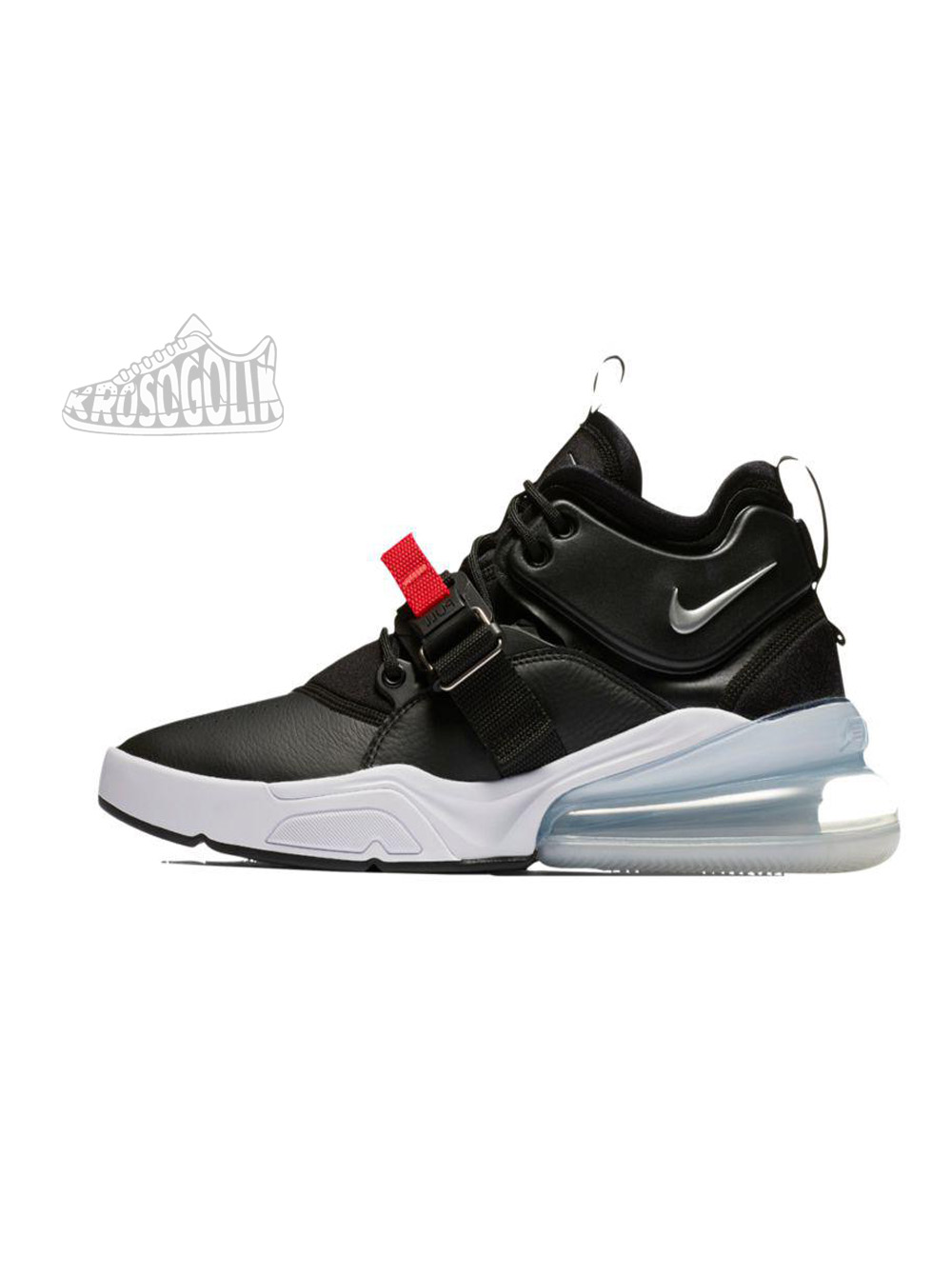 best loved 4ae0c a6ceb Nike Air Force 270 'Bred'