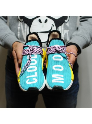Кроссовки Adidas Human Race NMD Pharrell Race Trail {Pale Nude}