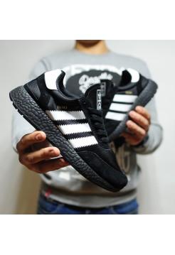 Кроссовки Adidas Iniki Triple Black