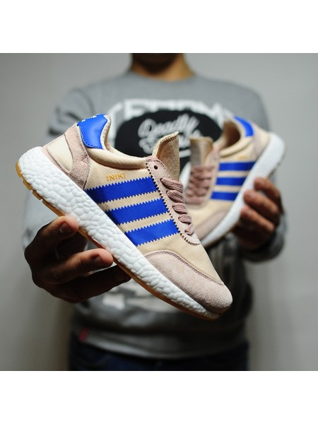 Кроссовки Adidas Iniki Pink