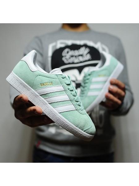 Кроссовки Adidas Gazelle Mint