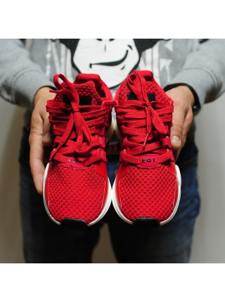 Кроссовки Adidas EQT Cushion Adv / 91-17 Red White