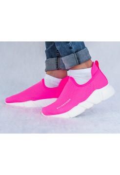 Кроссовки Balenciaga Traning Pink