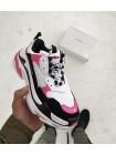 Кроссовки Balenciaga Triple S Sneaker Pink