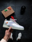 Кроссовки Nike x Off-White Air Force 1 Low Black