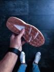 Кроссовки Rose Nike Huarache customs