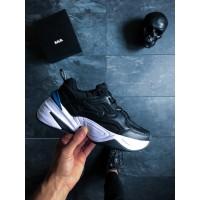 Кроссовки Nike M2K Tekno (White / White - Pure Platinum)