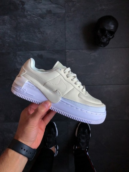 Кроссовки Nike x Off-White Air Force 1 Low Ice
