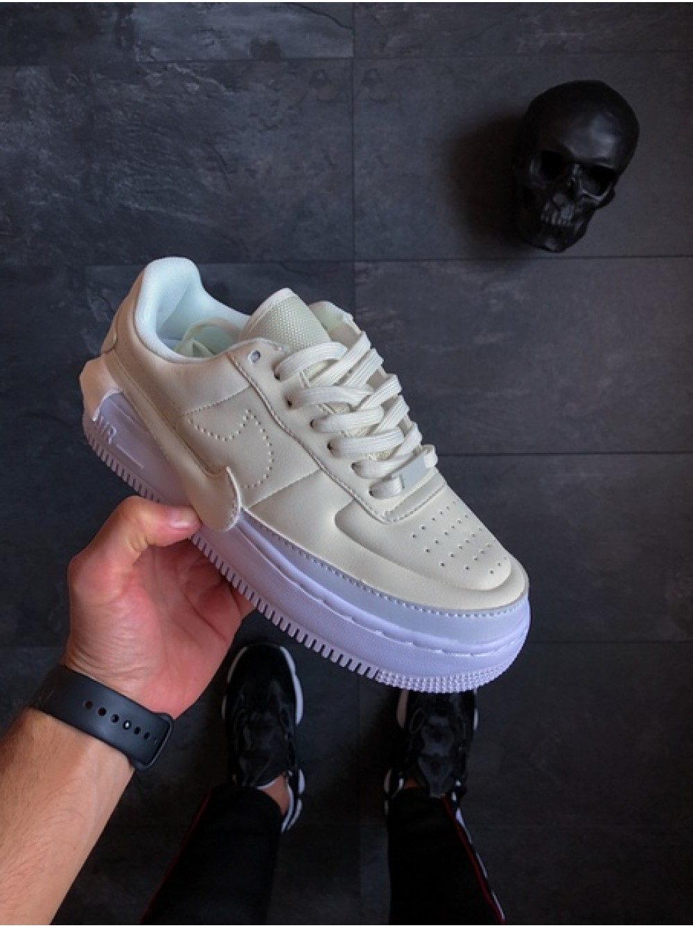 7615f1c4 Кроссовки Nike x Off-White Air Force 1 Low Ice