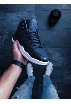 Кроссовки Nike Air More Uptempo (Black / Black - Black)