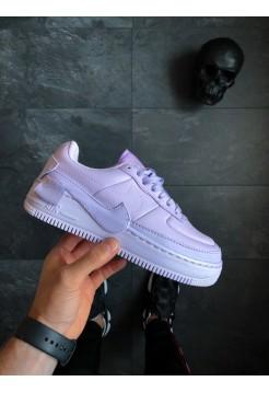 Кроссовки Nike Air Force 1 Jester Triple Black