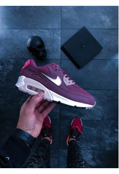 Кроссовки Nike WMNS Air Max 90 LTR Brown