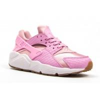 Кроссовки Nike Air Huarache Pink2