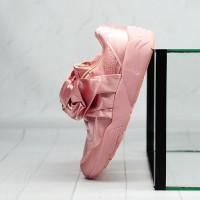 "Кроссовки Puma Fenty x Rihanna Bow Sneaker ""Silver Pink"""