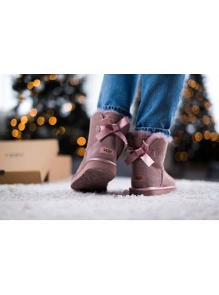 Кроссовки Ugg mini pink