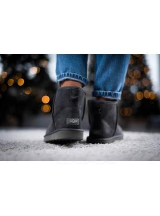 Кроссовки Ugg mini gray