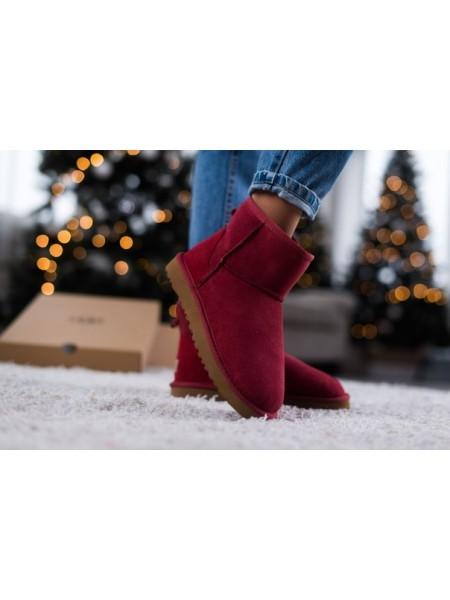 Кроссовки Ugg mini Red